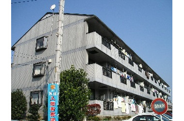北本 徒歩5分 3階 4DK 賃貸アパート