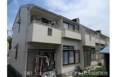 ノース鎌倉ハイツ1階2DK 賃貸アパート