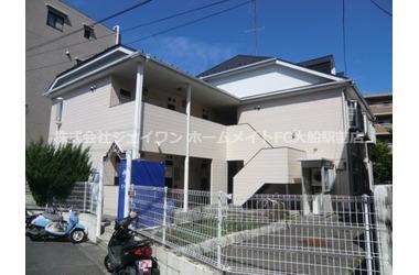 ベルピア・湘南深沢第1 2階 1R 賃貸アパート
