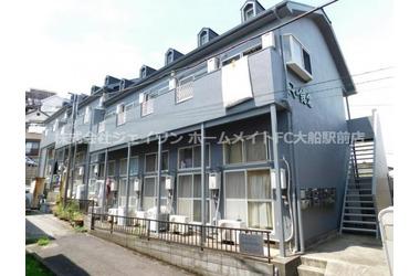 R-鎌倉 2階 1R 賃貸アパート
