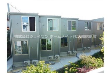 YAMASHIN・笛田 1階 1K 賃貸アパート