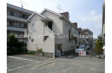 石井ハイツ 2階 2DK 賃貸アパート