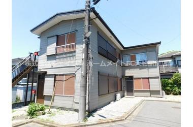 西鎌倉ハイツ 2階 3K 賃貸アパート