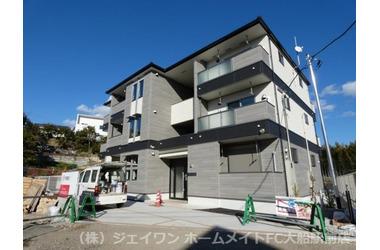 ルミエール 椿 1階 1LDK 賃貸アパート