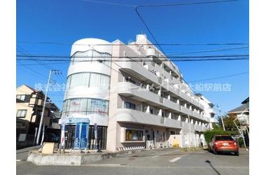 ペルソナージュ横浜4階1R 賃貸マンション