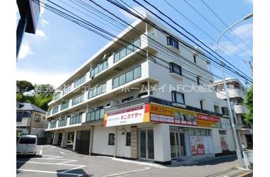 日野インタービル2階2DK 賃貸マンション