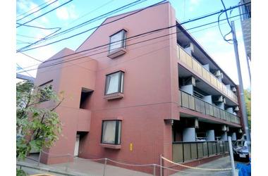 パークサイド平和島 3階 1DK 賃貸マンション