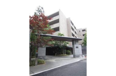 ザ・パークハウス大崎 1階 2LDK 賃貸マンション