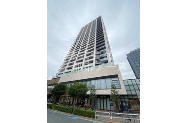 ブリリア大井町ラヴィアンタワー 19階 2SLDK 賃貸マンション