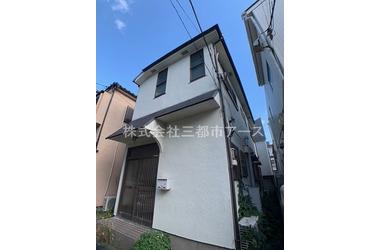 東雪谷5丁目・M邸 1-2階 3DK 賃貸一戸建て