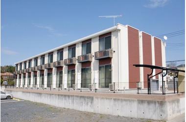 レオネクストキョウエダ 1階 1LDK 賃貸アパート