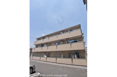 オルテシア Ⅱ 3階 1LDK 賃貸アパート