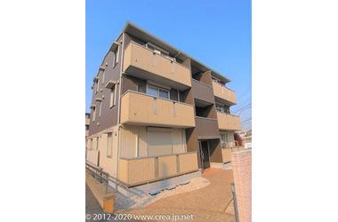 ラ クール C 2階 1LDK 賃貸アパート