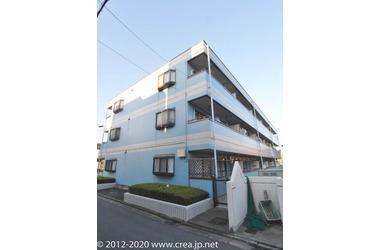 柳瀬川 徒歩12分 3階 3DK 賃貸マンション