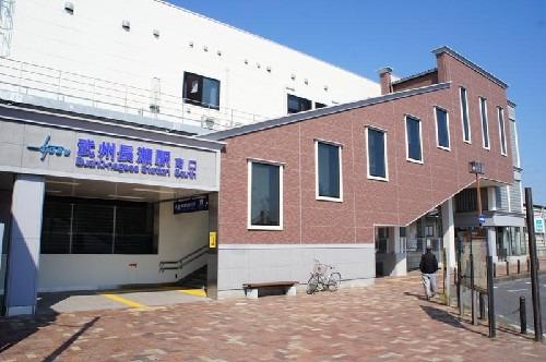 現地周辺武州長瀬駅