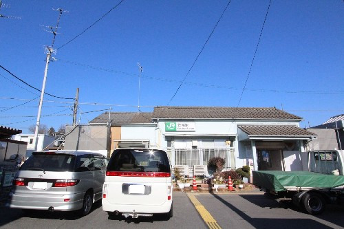 現地周辺高麗川駅
