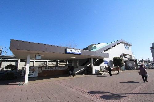 現地周辺笠幡駅