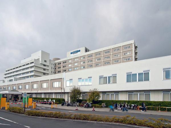 現地周辺藤沢市民病院 1398m