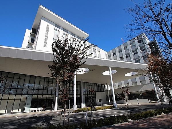 現地周辺医療法人沖縄徳洲会武蔵野徳洲会病院 676m