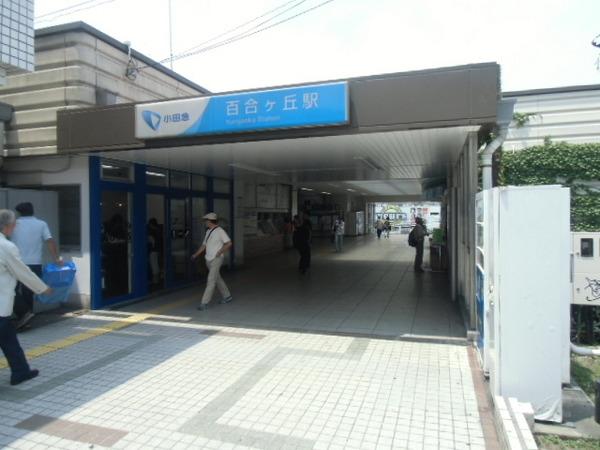 現地周辺百合ヶ丘駅(小田急小田原線) 2332m
