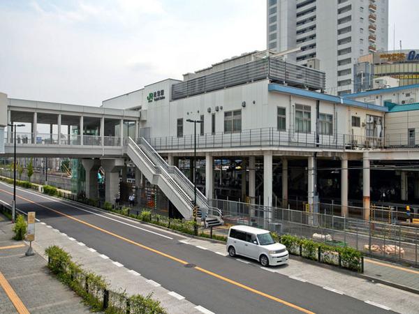 現地周辺辻堂駅(JR東海道本線) 1342m