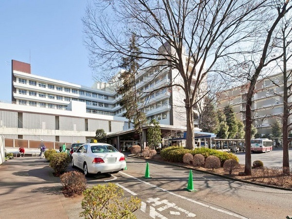 現地周辺聖マリアンナ医科大学病院 3146m