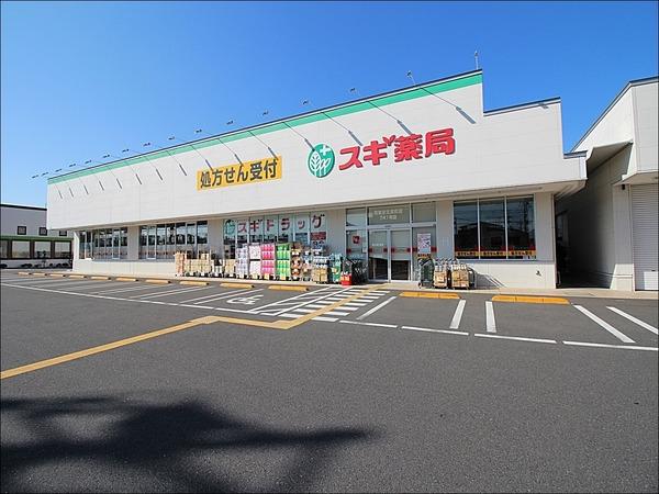 現地周辺スギ薬局西東京北原町店 485m