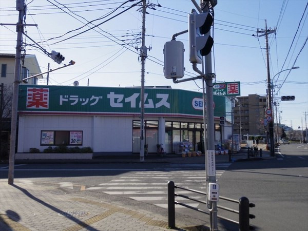 現地周辺ドラッグセイムス東狭山ヶ丘店 80m