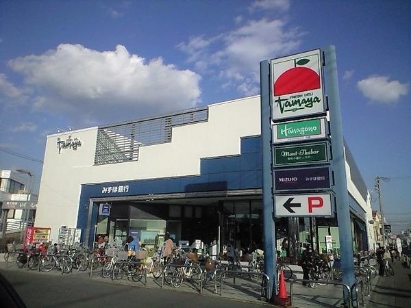 現地周辺たまや浜竹店 250m