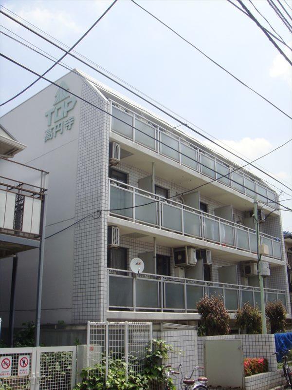高円寺 徒歩8分1R/ユニオンマンスリー高円寺1