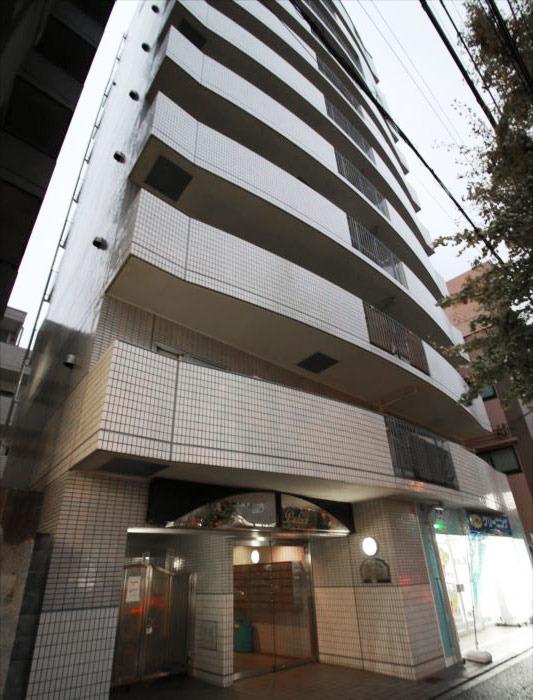 中野 徒歩15分1R/ユニオンマンスリー東高円寺駅前2