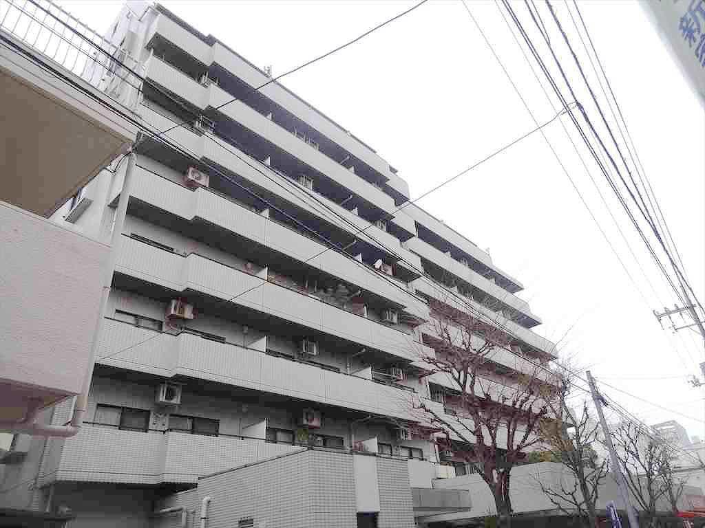 西荻窪 徒歩1分1R/ユニオンマンスリー西荻窪駅前1