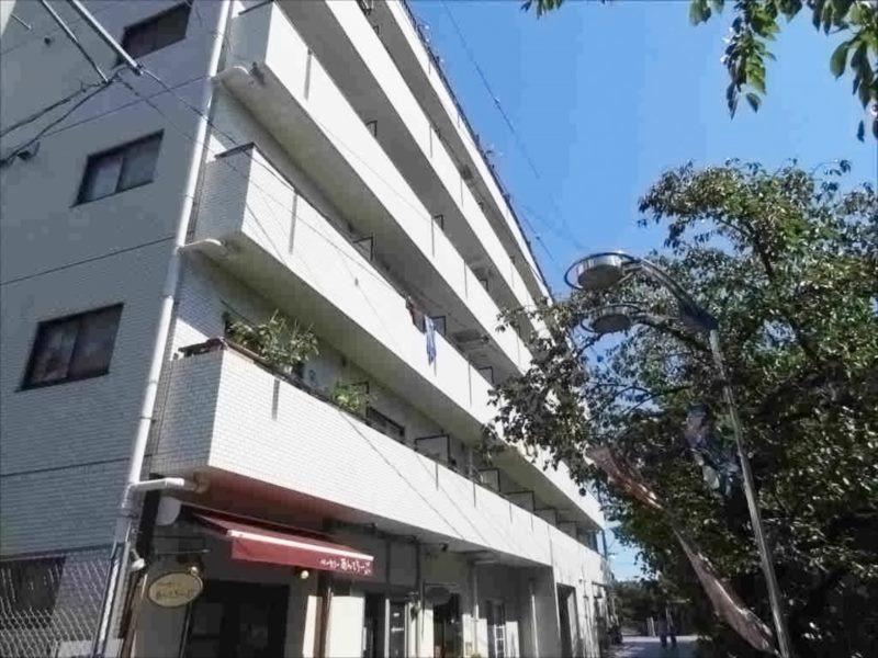 武蔵小杉 徒歩6分1R/ユニオンマンスリー武蔵小杉3