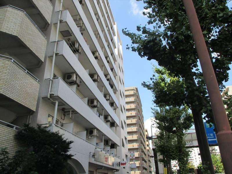 川崎 徒歩7分1R/ユニオンマンスリー川崎2A