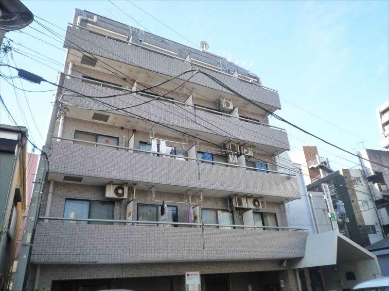 川崎 徒歩7分1R/ユニオンマンスリー川崎3A