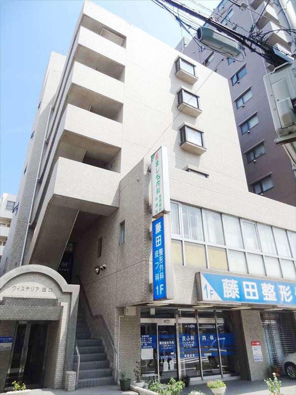 川崎 徒歩7分1R/ユニオンマンスリー川崎5A