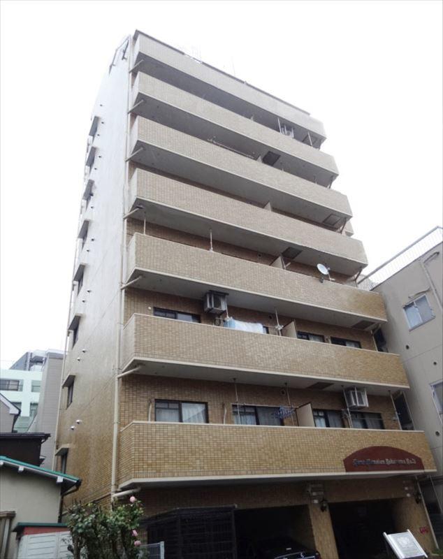 横浜 徒歩8分1R/ユニオンマンスリー横浜駅東口2A