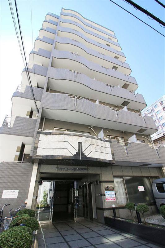 横浜 徒歩7分1R/ユニオンマンスリー横浜駅西口1B