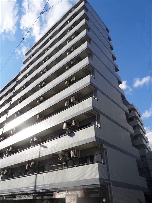横浜 徒歩17分1R/ユニオンマンスリー横浜中央3A