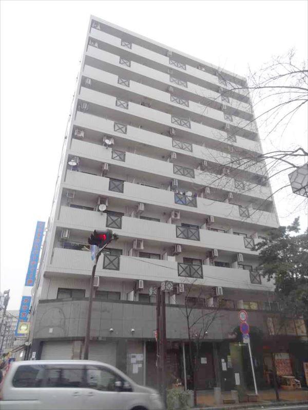 関内 徒歩3分1R/ユニオンマンスリー桜木町駅前1