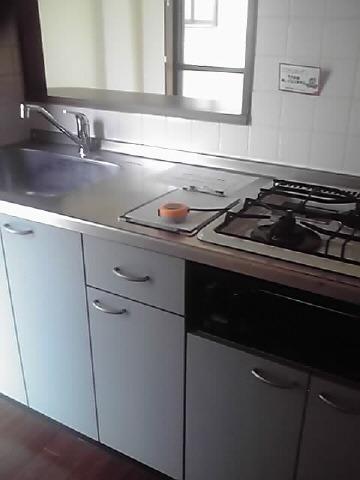 居室システムキッチン