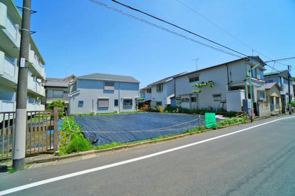 外観東急田園都市線「桜新町」駅より徒歩約4分。利便性と穏やかな住環境を兼ね備えた立地です。
