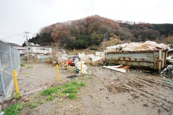 その他現地土地写真:事務所、資材置き場など用途は様々