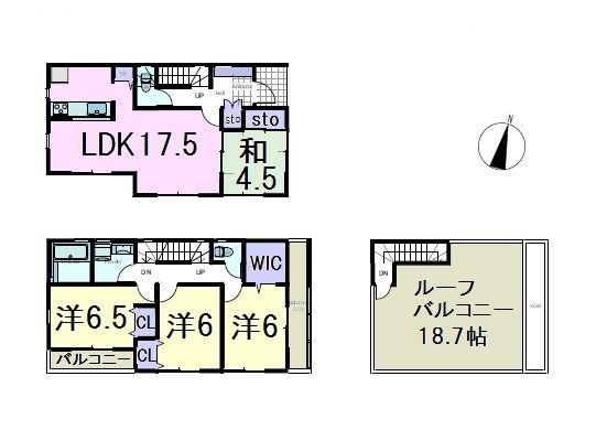 その他■参考プラン:建物面積103.92平米,建物価格1800万円■