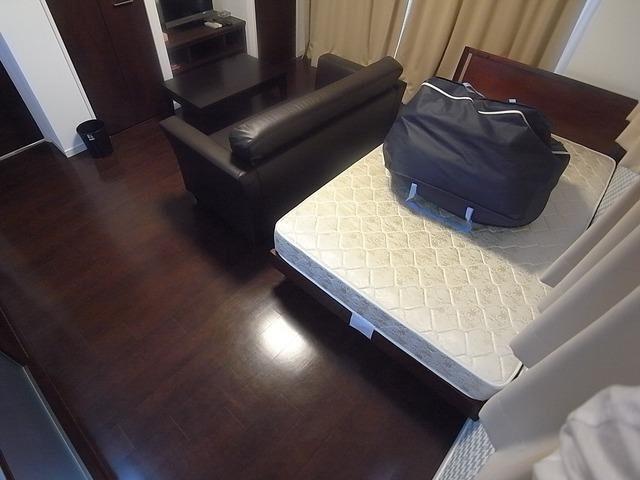 居室おしゃれな居間です