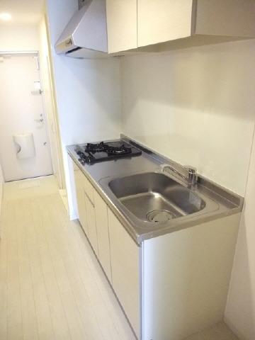 居室2口ガスシステムキッチン