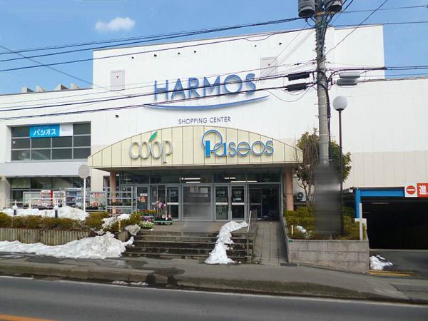 現地周辺ハーモス