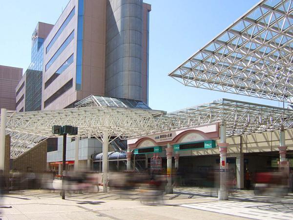現地周辺新百合ヶ丘駅
