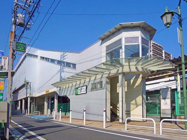 現地周辺矢部駅