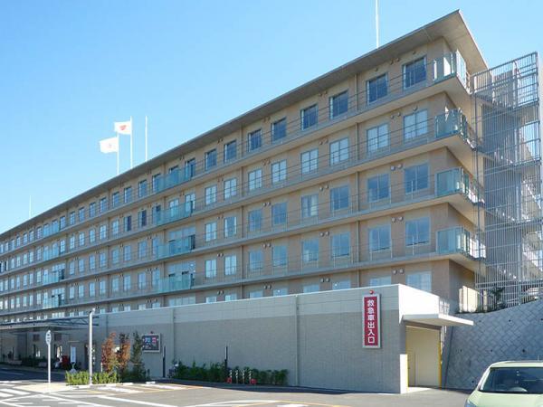 現地周辺新百合ヶ丘総合病院
